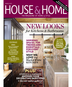 House and Home - March 2015